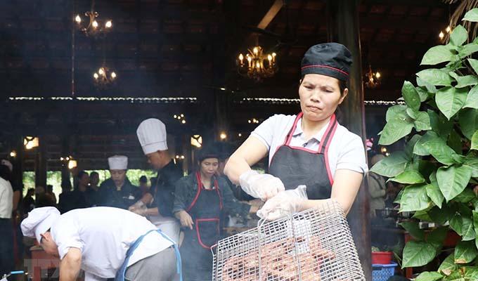 Lễ hội cà phê Buôn Ma Thuột: Sôi nổi Hội thi Ẩm thực Tây Nguyên