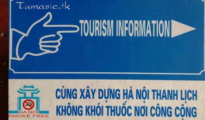 Xây dựng môi trường du lịch không khói thuốc lá