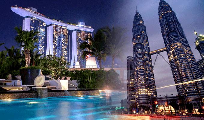 Lịch trình du lịch Singapore Malaysia 4 ngày 3 đêm siêu tiết kiệm