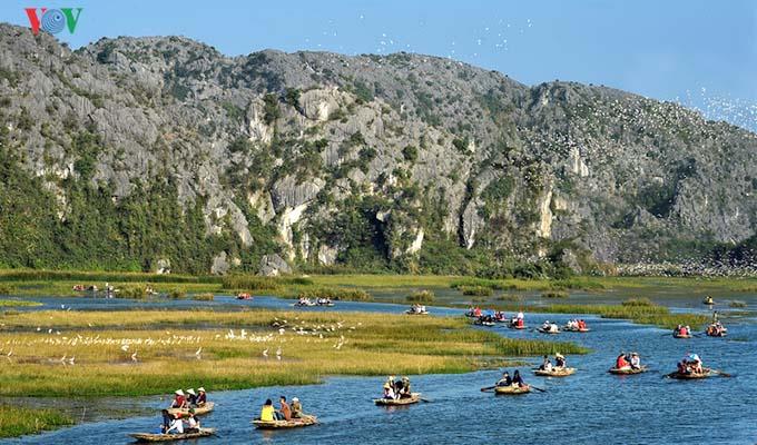 Khu Bảo tồn Vân Long được trao bằng công nhận khu Ramsar thứ 9 của Việt Nam