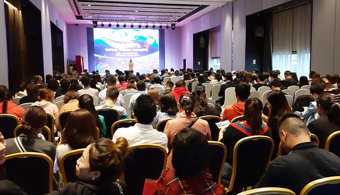 Chương trình giới thiệu du lịch Việt Nam tại Trùng Khánh (Trung Quốc)