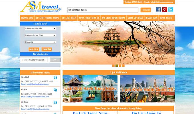 Du lịch quốc tế Ánh Sao Mới - New StarLight Travel khuyến mại tour dịp cuối năm