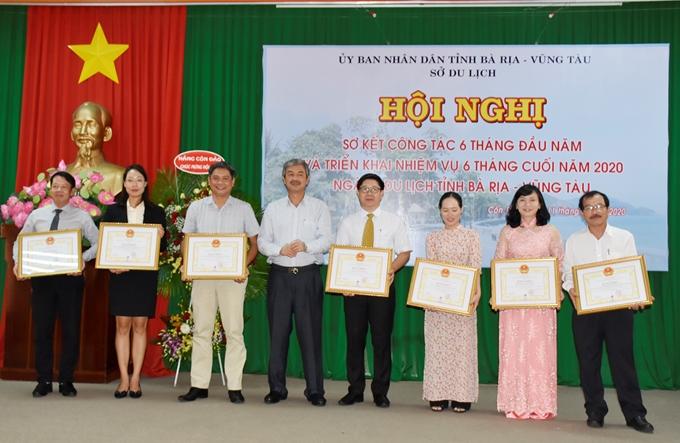 Tỉnh Bà Rịa- Vũng Tàu đón hơn 5 triệu lượt khách