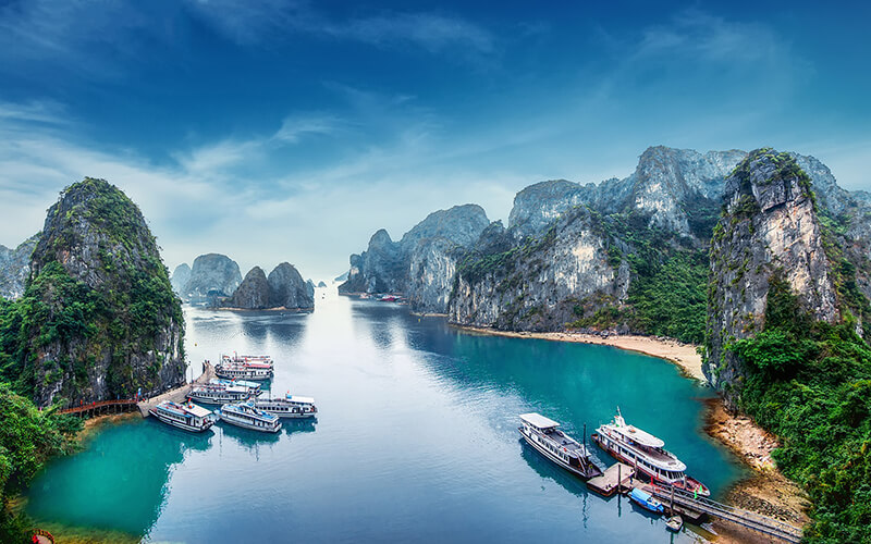 CNTraveler: Vietnam among 20 most favourite countries