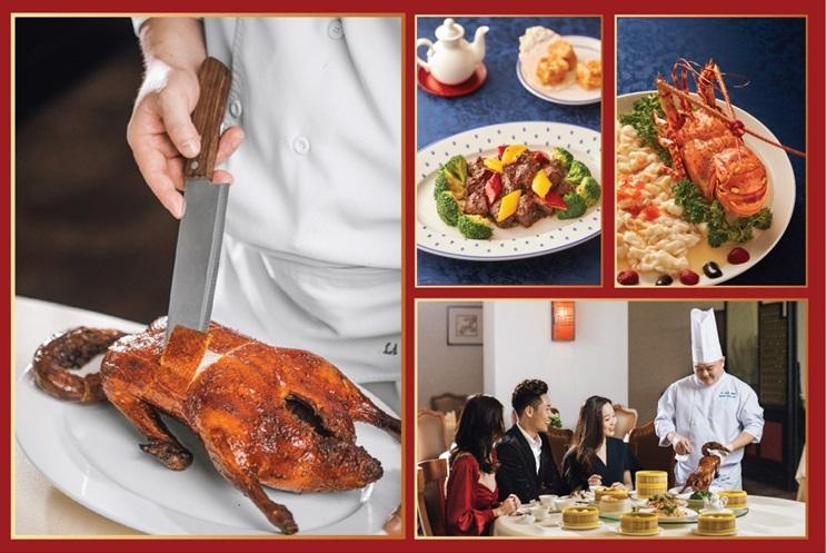Khách sạn Hà Nội Daewoo - Điểm hẹn ẩm thực dịp cuối năm