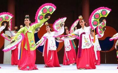 Ngày văn hóa Hàn Quốc tại Sa Pa