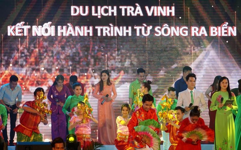Trà Vinh: Khai mạc Tuần lễ Văn hóa, Du lịch - Liên hoan ẩm thực Nam Bộ lần thứ 2
