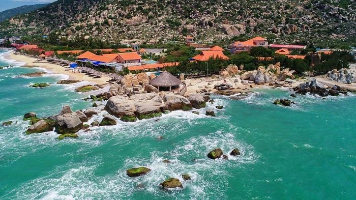 Ninh Thuận: Hòn Cò resort giảm giá sâu đến hết tháng 3/2021