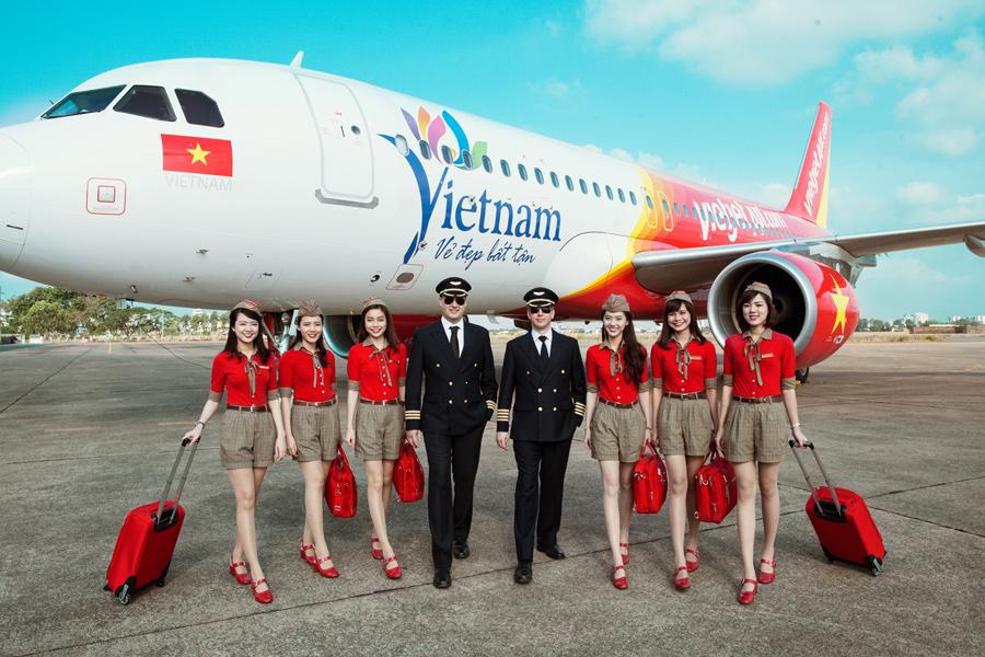 Vietjet cùng Facebook quảng bá du lịch Việt Nam – Siêu khuyến mại giảm 50% giá vé