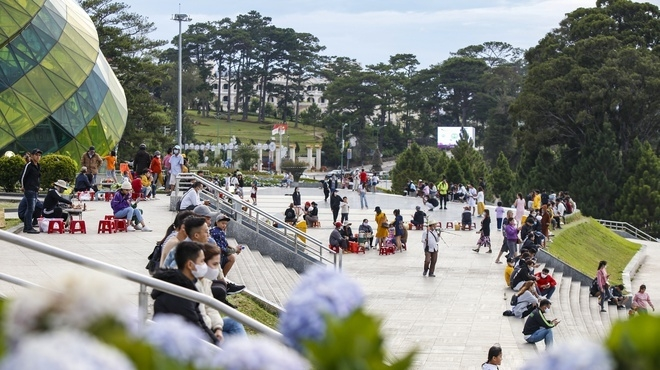 Da Lat tourism upbeat after hibernating during COVID-19 outbreak