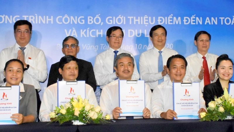 Seven South-eastern localities join hands to stimulate regional tourism