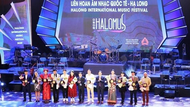 2020 Ha Long International Music Festival opens in Quang Ninh