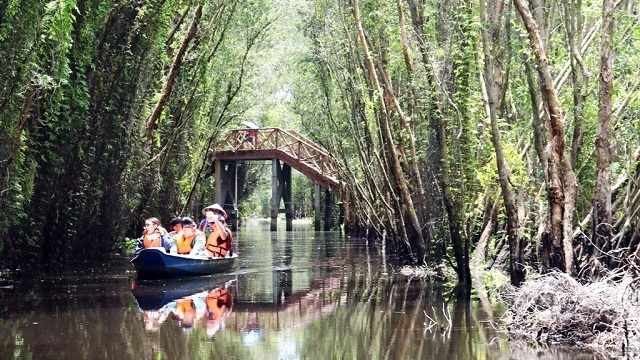 Mekong Delta localities seek to promote tourism