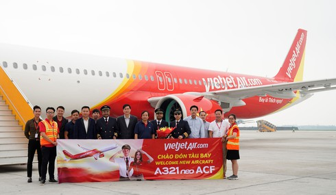 Vietjet Air launches direct air route between Ho Chi Minh City and Pattaya