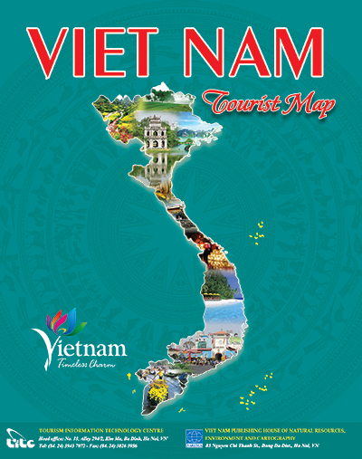 Viet Nam Tourist Map 2017