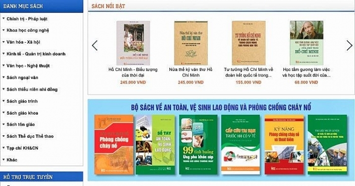First-ever online book fair to be held in celebration of Vietnam Book Day
