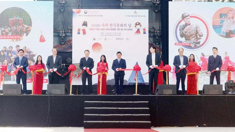 Visitors flock to Sa Pa to join Korean Culture Day
