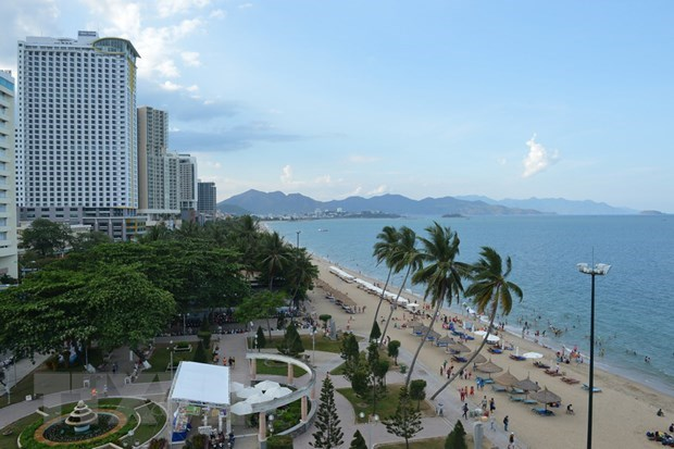Korean airline opens air route to Nha Trang