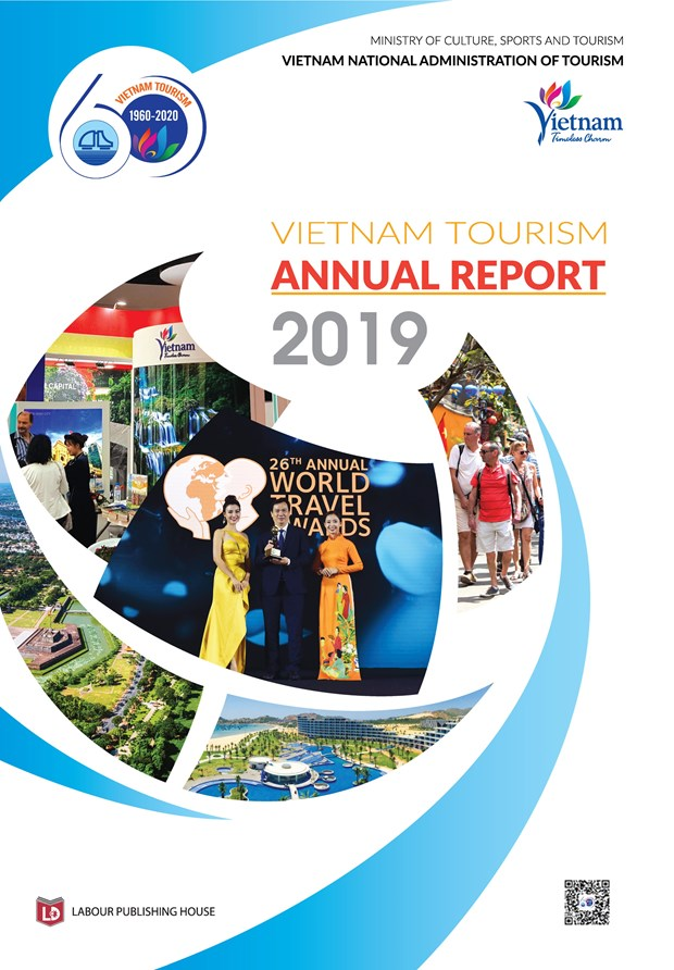 Vietnam Tourism Annual Report 2019 released
