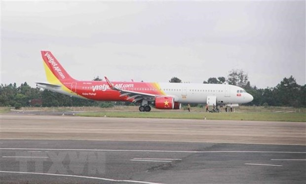 Vietjet Air to halt flights from/to RoK from March 7