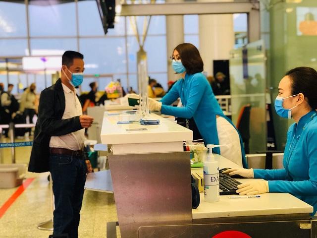 Vietnam Airlines to halt all int'l flights due to coronavirus pandemic