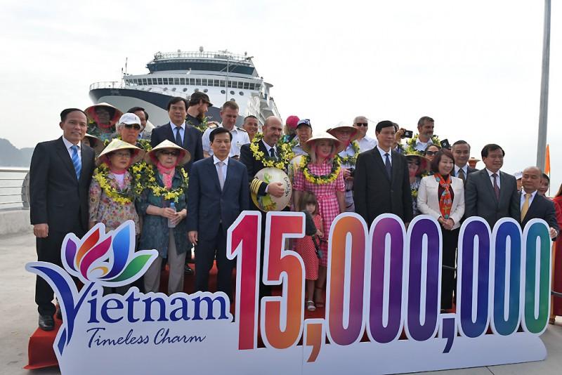 Giai đoạn 2015 - 2019: Thời kỳ tăng trưởng ấn tượng nhất của Du lịch Việt Nam