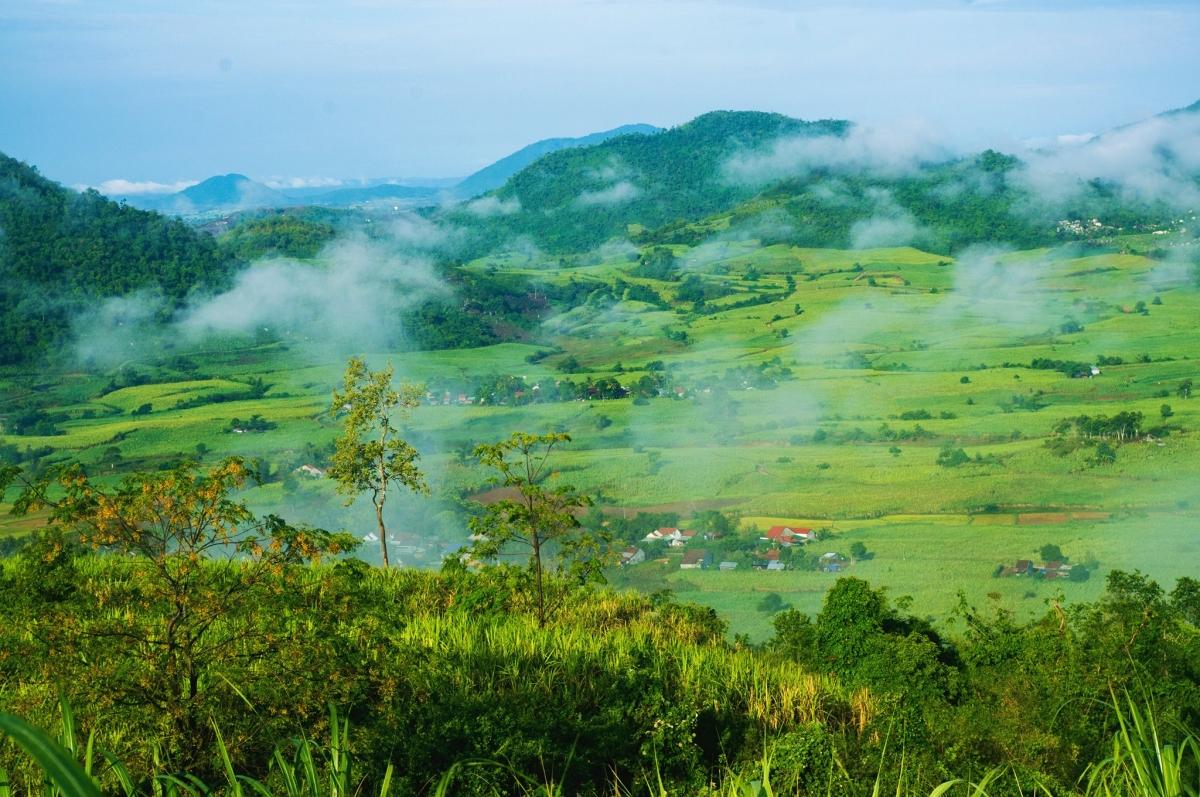 Phú Yên: Sơn Hòa - Phát triển du lịch gắn với nông nghiệp, nông thôn ở cao nguyên Vân Hòa