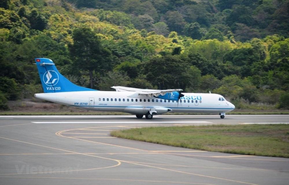 Vasco resumes flights connecting HCM City – Rach Gia