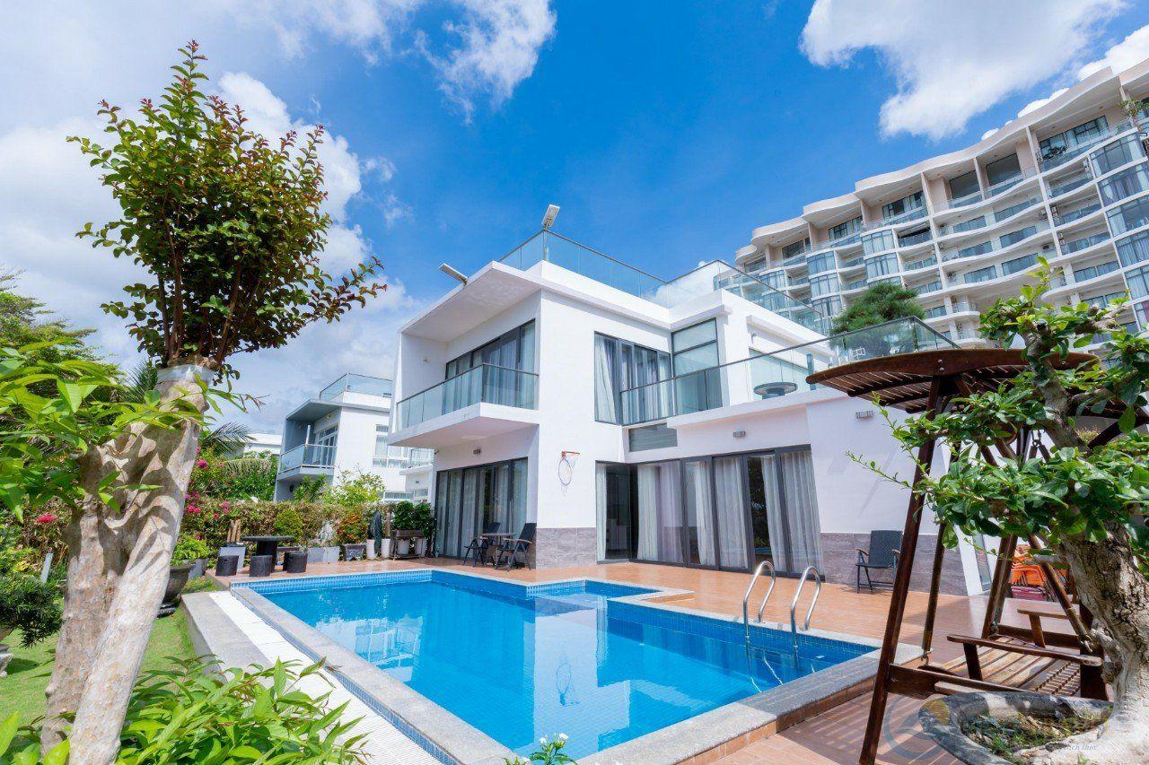 Top 10 Biệt thự villa giá rẻ, có hồ bơi gần biển Vũng Tàu