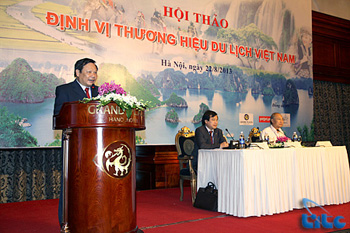 Conference on Vietnam Tourism Branding