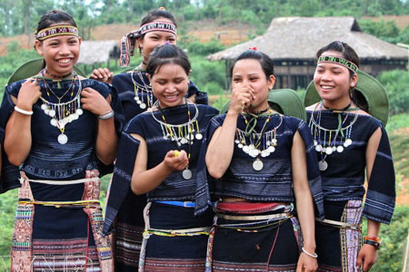 Ba Na ethnic group