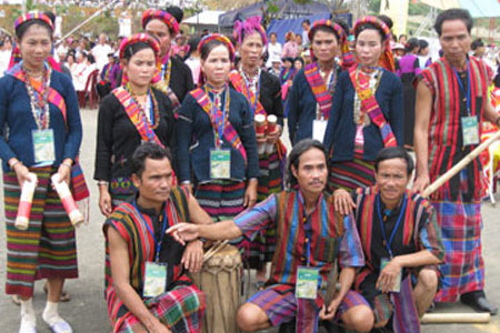 Bru - Van Kieu ethnic group