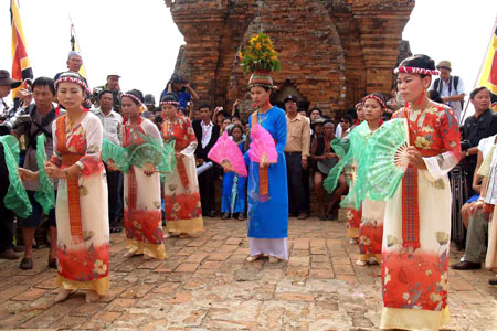 Cham ethnic group