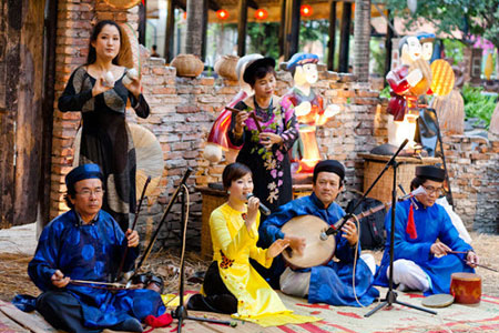 Art of Don ca tai tu music and song in the South of Viet Nam