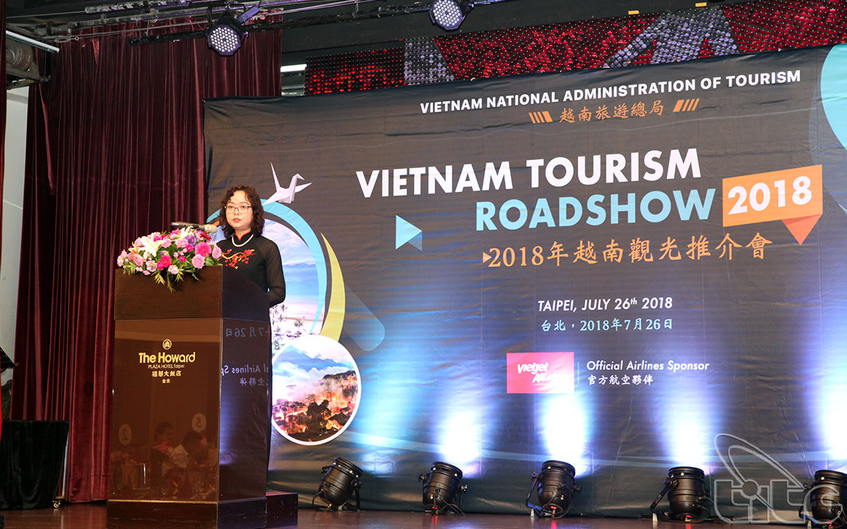 Viet Nam promotes tourism in Kaohsiung and Taipei cities, Taiwan (Photo by Cong Trinh)