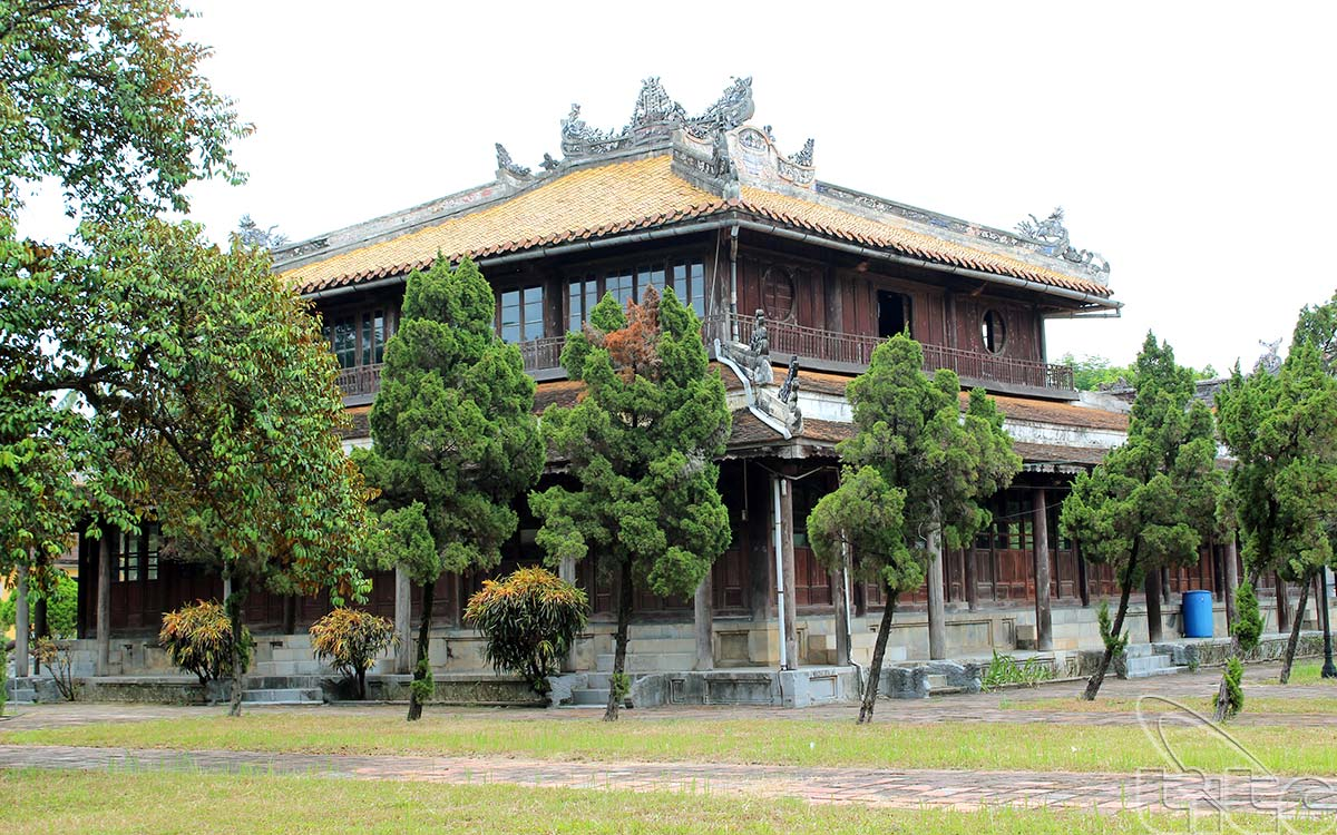 Hue Museum of Royal Antiquities